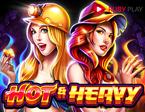 Slot Ruby Play Hot and Heavy
