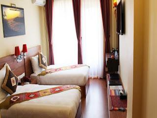 Phòng khách sạn sapa dragon hotel