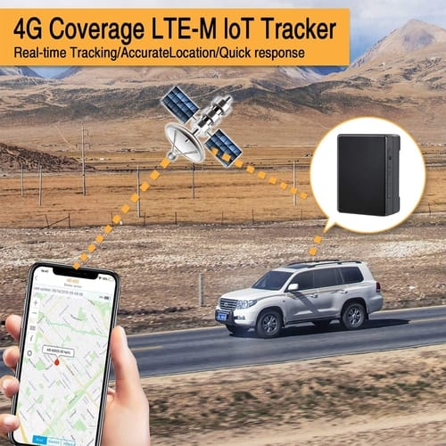 Review ABLEGRID 7800mAh Real-time GPS Tracker