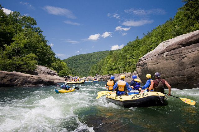 West Virginia S Ace Adventure Resort Commits 1 Million On