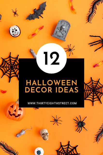 halloween inspiration, halloween decorations, halloween decoration ideas