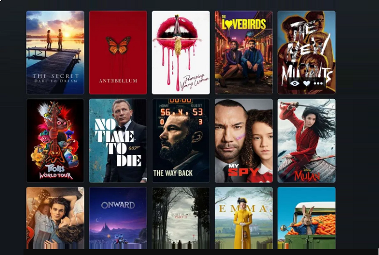 Top 10 Most Pirated Movies of The Week on BitTorrent - (April 2020)