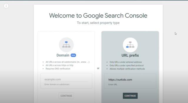 أدوات مشرفي المواقع من  Google: كيفية إعداد واستخدام والاستفادة من  Google Search Console
