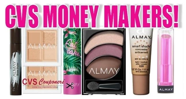 Almay Money Maker CVS Deals 8/16-8/22