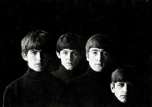 meet the beatles cover photo