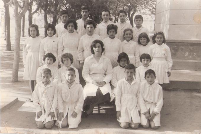 colegios antiguos uniforme escolar