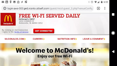 Mcdonalds-Wifi-Sign-in