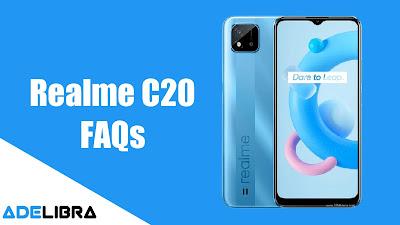 Realme C20 FAQs