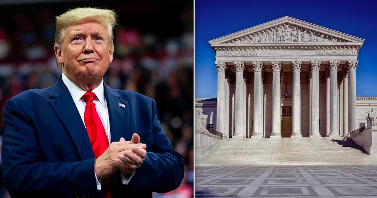 106 Republicans File Motion To Supreme Court Demanding That Trump Is Declared Winner Of US Election