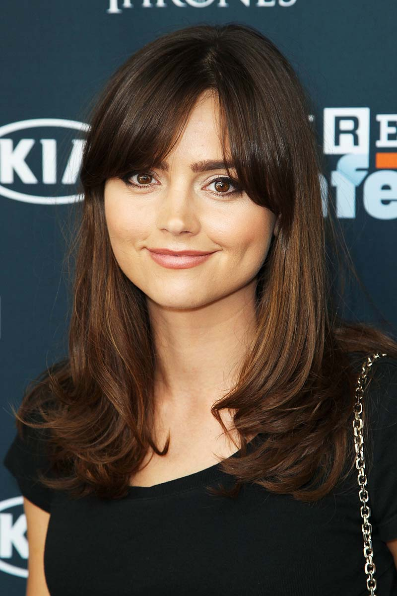 Beautiful Wallpapers For Desktop With Quotes Beautiful Jenna Coleman Doctor Who Wallpaper Doctor Who