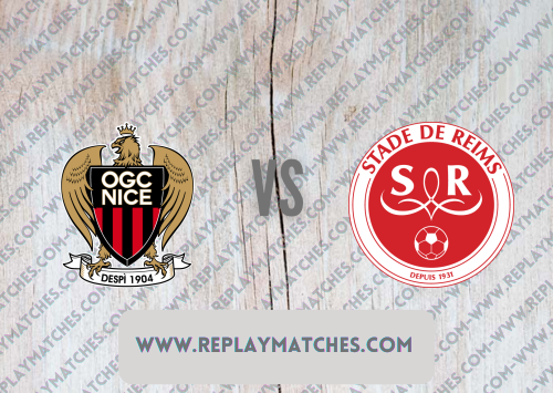 Nice vs Reims -Highlights 08 August 2021
