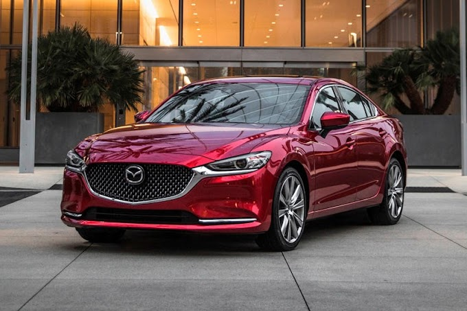 Check out Specs of Mid-Size 2021 Mazda 6 Sedan