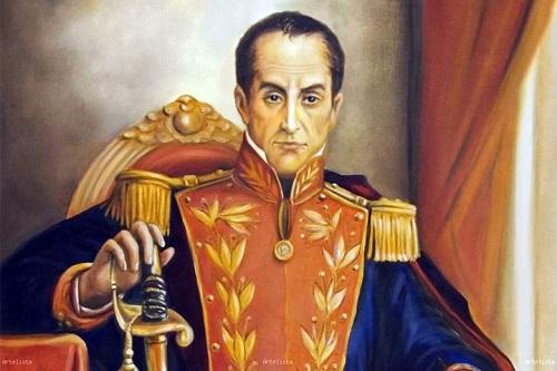24 de julio - Aniversario del Nacimiento del Libertador ...