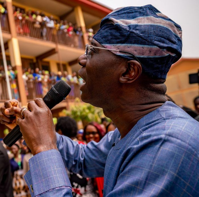 """""""Security Officers Who Shot Lekki Protesters Got Wrong Instructions"""" – Sanwo-Olu"""