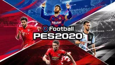 Download eFootball PES 2020 Full Apk Data Obb Mod Unlimited Money
