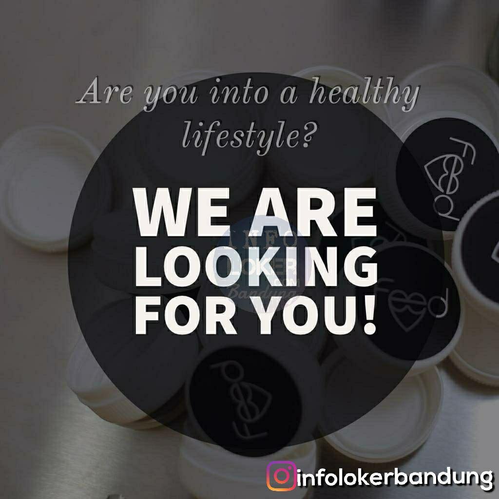 Lowongan Kerja Feedmehealthy Bandung November 2018