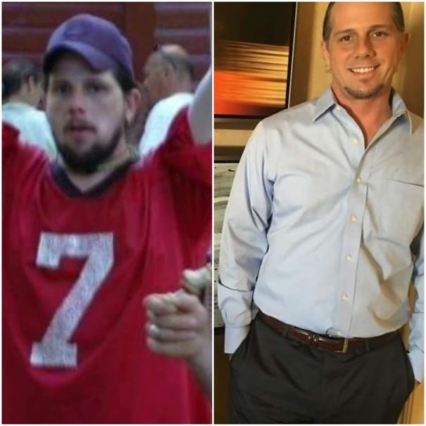 10+ Before-And-After Pics Show What Happens When You Stop Drinking - Sobriety Date 7/11/05