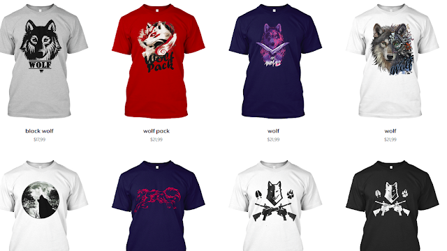 Best teespring designs