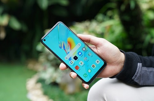 OPPO A54, Rekomendasi Smartphone 2 Jutaan