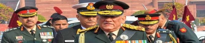 We Have To Keep Our Unity, Integrity Intact: CDS General Bipin Rawat