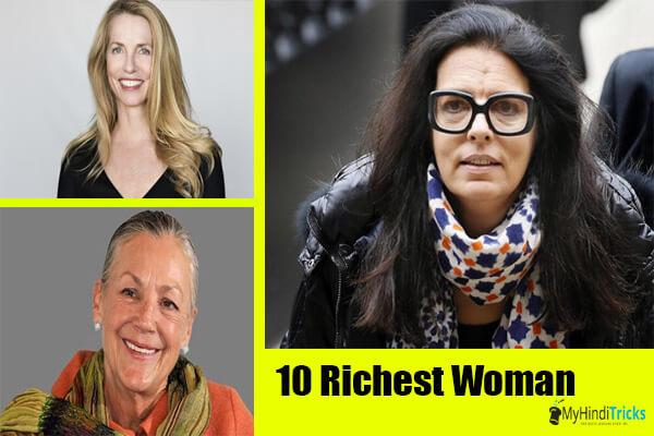 richest-woman