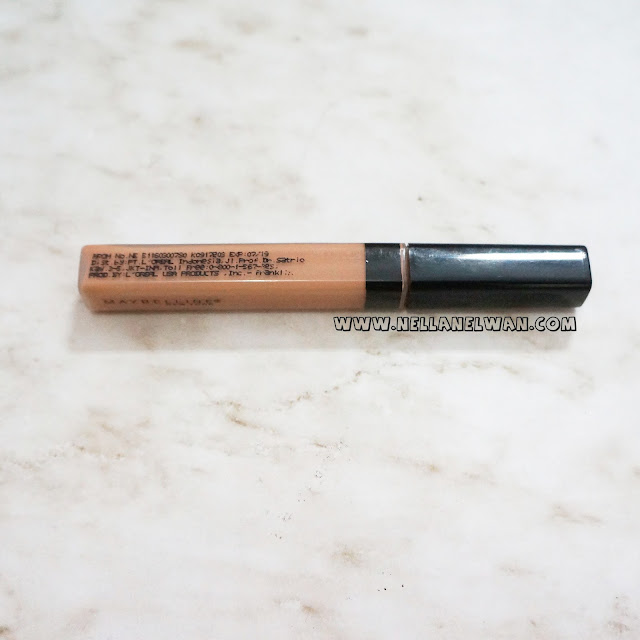 maybelline fit me concealer deep review nellanelwan