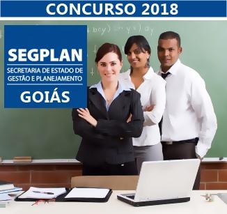 Concurso SEDUCE GO 2018
