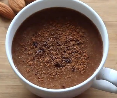 Recipe for hot chocolate