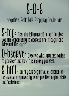 negative self talk, personal development
