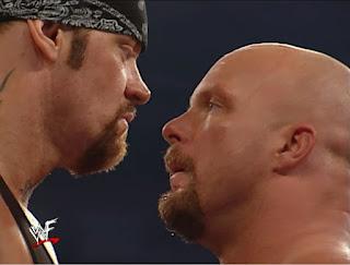 WWE / WWF Backlash 2002 - Undertaker wrestled Steve Austin