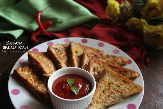 Savory Bread Toast