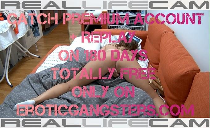 RealLifeCam(RLC) - FREE Premium + Replay Account on 180 DAYS