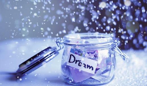 barattolo con i nostri sogni
