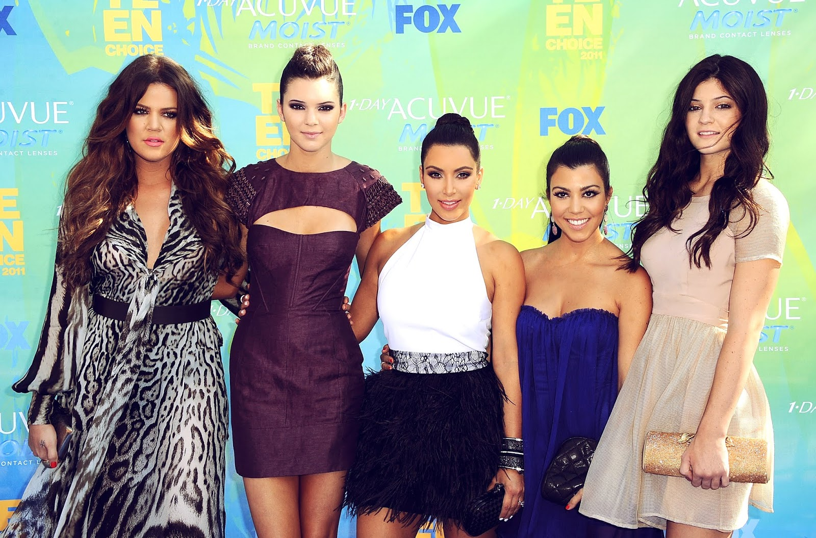31 - Teen Choice Awards in August 11, 2011