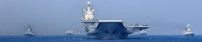 China Denounces US-Australian Navy Drills As Muscle Flexing