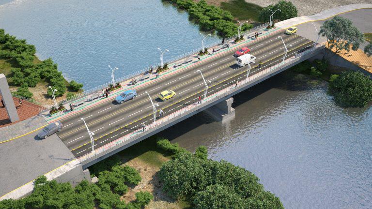 """hoyennoticia.com, """"$6.500 millones constará puente sobre el Riito de Riohacha"""""""