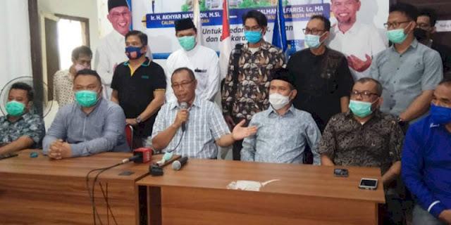 Akui Kekalahan, Akhyar Nasution Merasakan Pengaruh 'Invisible Hand' Di Pilkada Medan