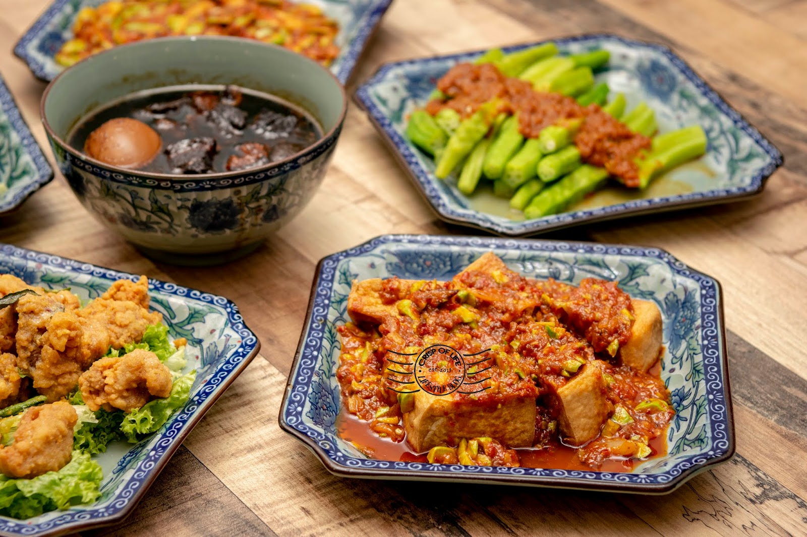 Wai Po Jia Granny's Cottage 外婆家 at Gurney Plaza Brings Traditional Home-cook Cuisine Alive!