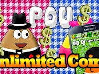 POU Mod Apk v1.4.73 (Unlimited Coin Money) Terbaru
