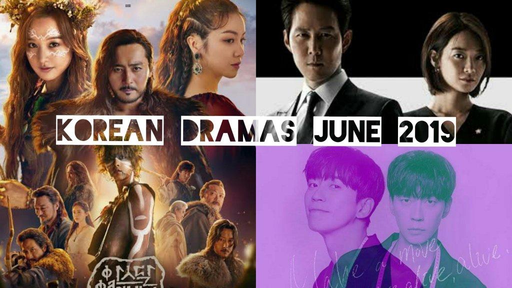 7 Drama Korea Yang Rilis Pada Bulan Juni 2019, Jangan Sampai Ketinggalan Eaaa