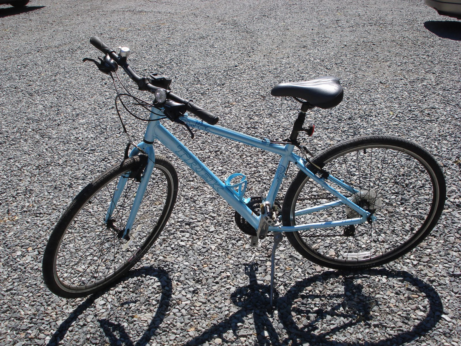 The Road Back To Mexico Sold Womans Bicycle Trek 7 2 Fx Hybrid