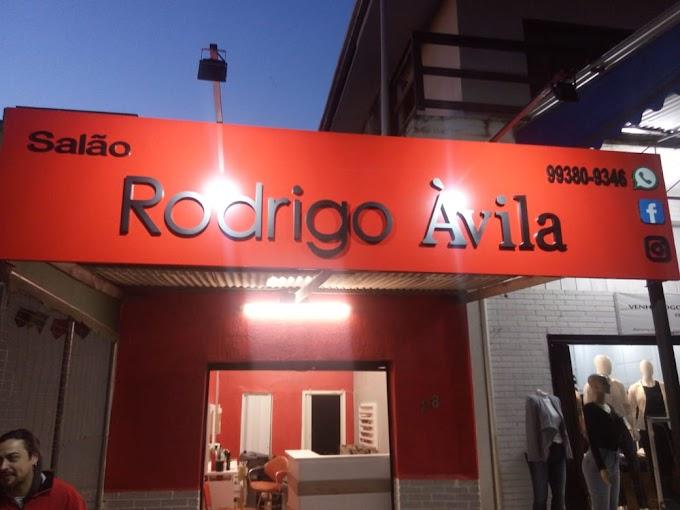 Cabeleireiro,bairro São José, Sapucaia do Sul, Salão Rodrigo Àvila