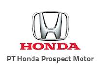 Lowongan Kerja PT Honda Prospect Motor Mei 2021