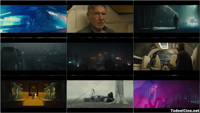 Descargar Blade Runner 2049  Blu-Ray RIP HD  Latino y Sub