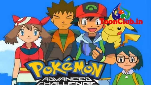 Pokemon Season-7 Advanced Challenge In Hindi Dubbed Free Download