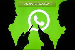 Segera Update WhatsApp kamu !!! Agar Tidak Di Sadap