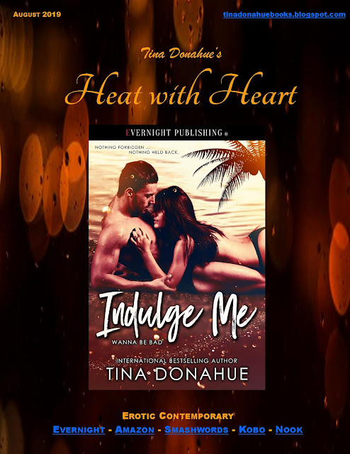 NEW Series – Plus 14 Pages of Romance – Tina Donahue Monthly News Magazine #TinaDonahueNewsMagazine #FreeChapters #SneakPeek #NewSeries #Giveaway #EyeCandy