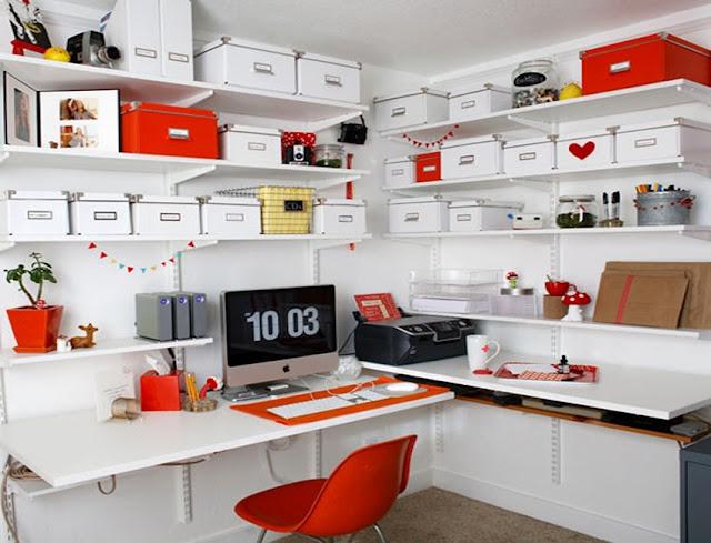 best modern home office desk storage for sale