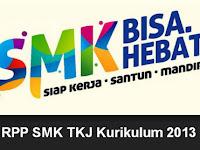 RPP SMK TKJ Kurikulum 2013 Kelas 10