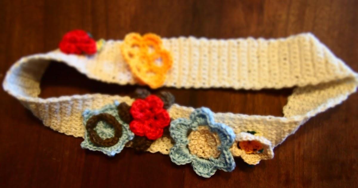 Mallorca Handmade ···: Diadema hippie de ganchillo (crochet)